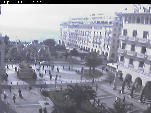 Thessaloniki webcam - Thessaloniki Port webcam, Macedonia, Thessaloniki